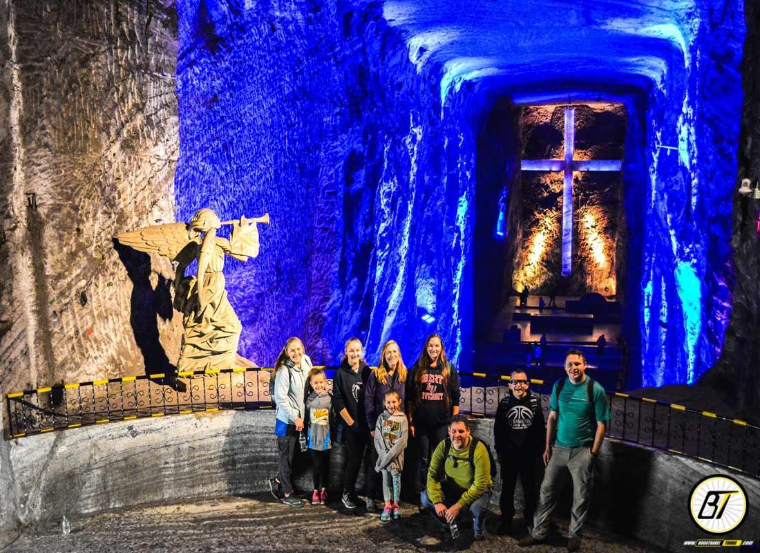 Tour Catedral De Sal De Zipaquira Minas De Sal Zipaquira Desde Bogota